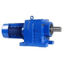 Мотор-редуктор RC37-RCF37